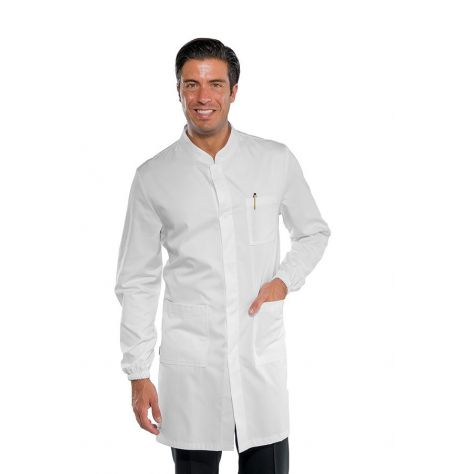 Blouse Blanche Manches Longues Homme Marley
