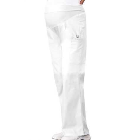 pantalon médical grossesse pantalon cherokee femme enceinte blanc