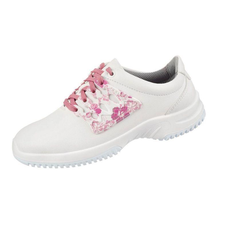 Chaussures Abeba blanches femme j5smE76aj