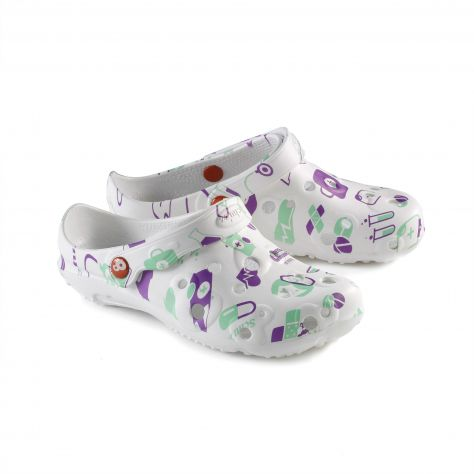 Chaussures Hopital Schu'zz Globule Imprimé Médical