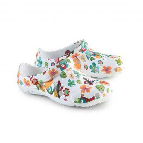 Chaussures Hopital Schu'zz Globule Imprimé Toucan