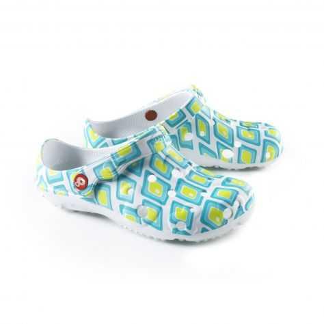 Chaussures Hopital Schu'zz Globule Imprimé Graphic