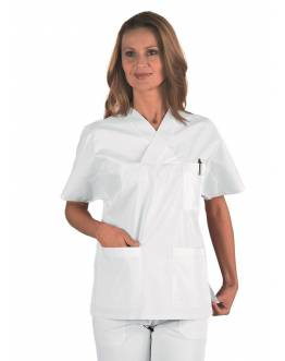 Blouse Pharmacie Femme Blanche Blanche Pharmacienne Blouse Blouse Femme Pharmacie Pharmacienne qR3Ac45Lj