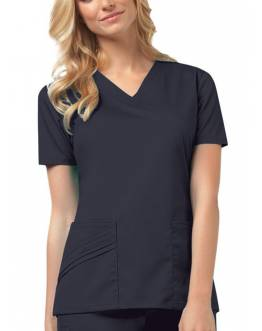 Tunique Medicale Cherokee Luxe Femme Gris Anthracite 1845