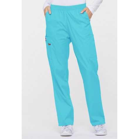Pantalon Dickies Femme Bleu Turquoise 86106