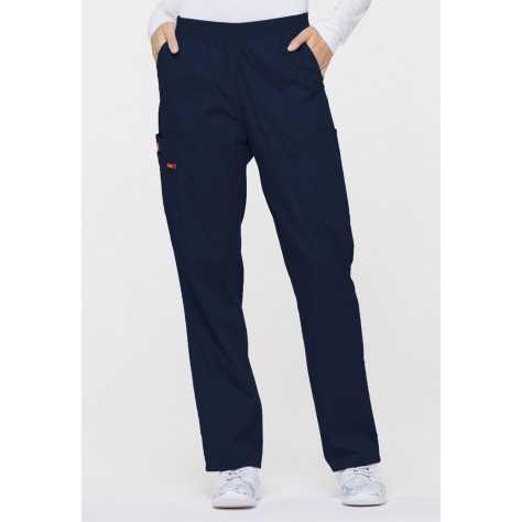Pantalon Dickies Femme Bleu Marine 86106