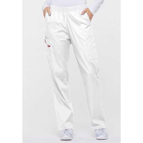 Pantalon Dickies Femme Blanc 86106