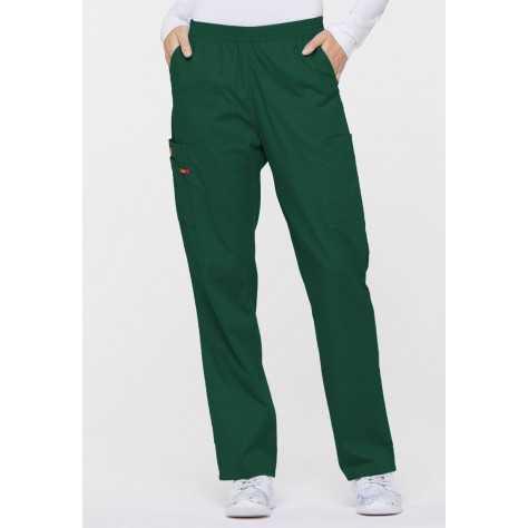 Pantalon Dickies Femme Vert 86106