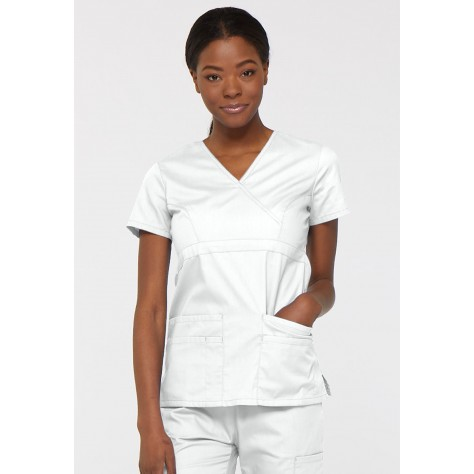 Tunique Médicale Dickies Femme Blanc 85820