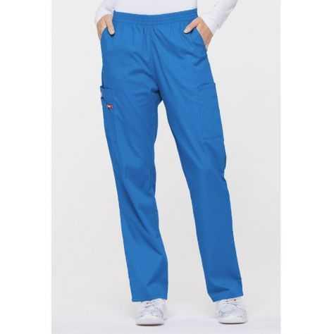 Pantalon Dickies Femme Bleu Royal 86106