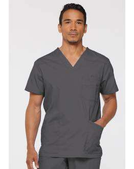 Tunique Médicale Homme Dickies 81906 Gris Anthracite