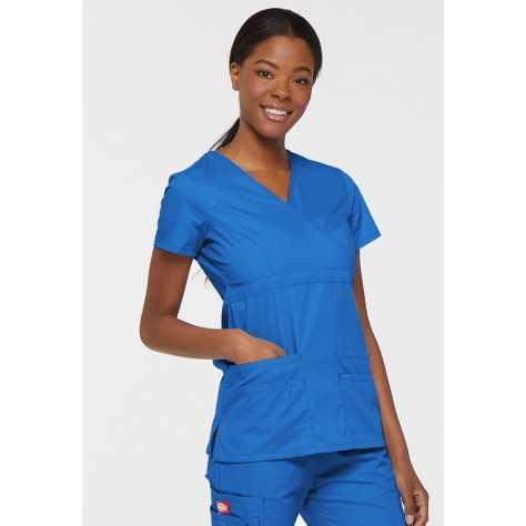 Tunique Médicale Dickies Femme Bleu Royal 85820