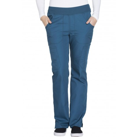 Pantalon Medical Femme Cherokee Bleu Caraibe WW210