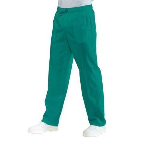 Pantalon Unisexe Vert 100% coton