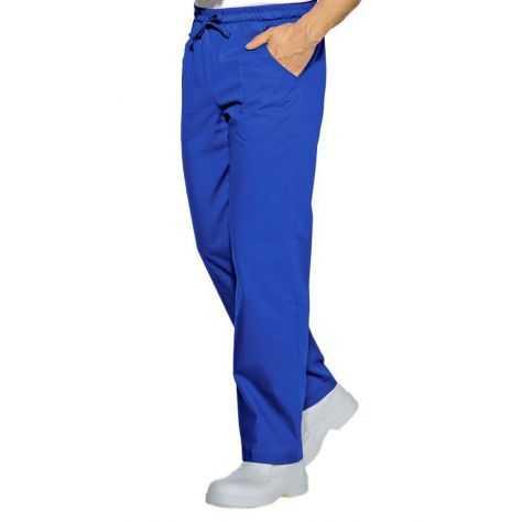 Pantalon unisexe Bleu Galaxy PolyCoton