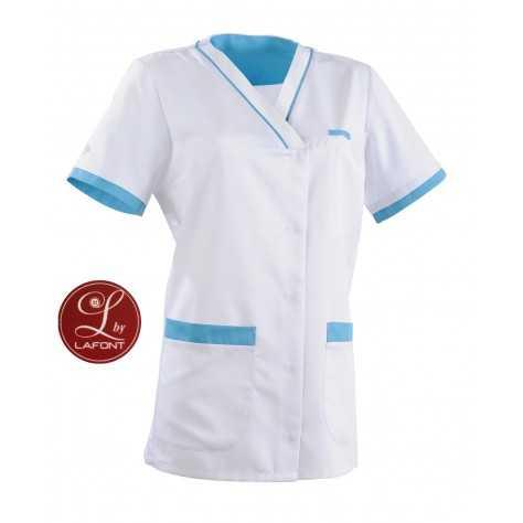 208d24a8de tunique medicale lafont pas cher femme blouse medicale femme pas cher