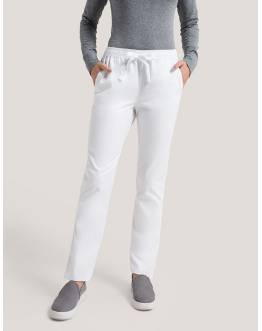 "Pantalon Jaanuu ""Skinny Pant"" Blanc Collection Jolie"