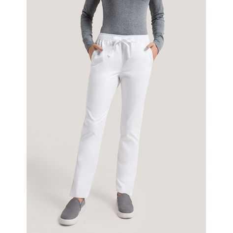 "Pantalon Jaanuu ""Skinny Pant"" Blanc Collection Jolie"