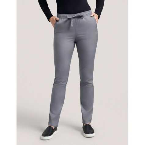 """Pantalon Jaanuu """"Skinny Pant"""" Gris Clair Collection Jolie"""
