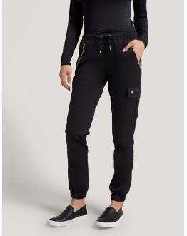 "Pantalon Jaanuu ""Jogger Pant"" Noir Collection Jolie"