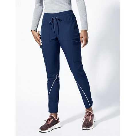 "Pantalon Jaanuu ""Charge Cargo Drawcord Pant"" Bleu Marine Collection Arya"