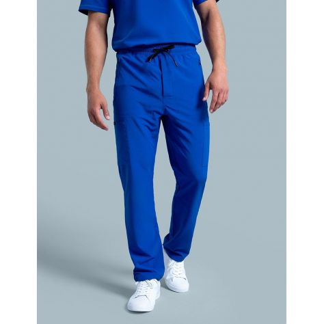 "Pantalon Jaanuu Homme ""Cargo Pant"" Bleu Royal"