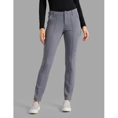 """Pantalon Jaanuu """"Slim Cargo Trouser Pant"""" Gris Clair Collection Hudson"""