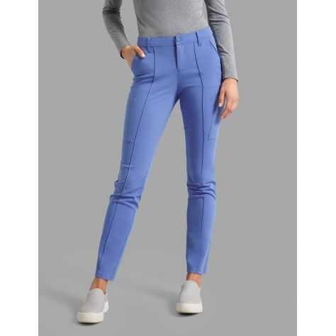 """Pantalon Jaanuu """"Slim Cargo Trouser Pant"""" Bleu Ciel Collection Hudson"""