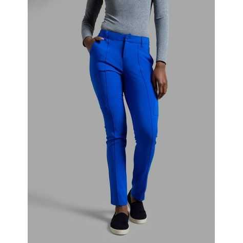 """Pantalon Jaanuu """"Slim Cargo Trouser Pant"""" Bleu Royal Collection Hudson"""