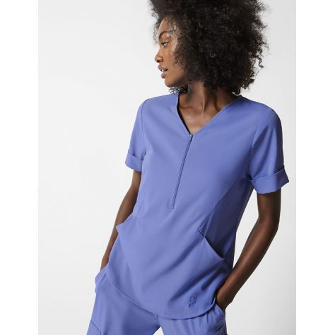 "Tunique Jaanuu ""Relaxed Cuff Sleeve Top"" Bleu Ciel Collection Hudson"