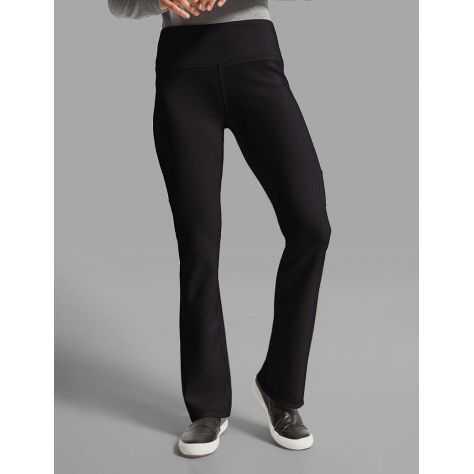 "Pantalon Jaanuu ""Yoga Pant"" Noir Collection Ponte"