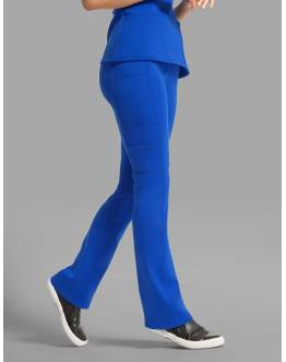 "Pantalon Jaanuu ""Yoga Pant"" Bleu Royal Collection Ponte"