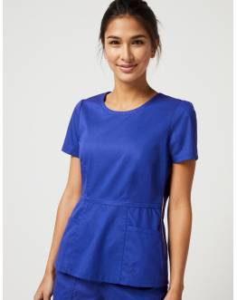 "Tunique Jaanuu ""Peplum Top"" Bleu GalaxyCollection Jolie"