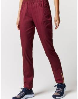 "Pantalon Jaanuu ""Moto Pant"" Bordeaux Collection Jolie"