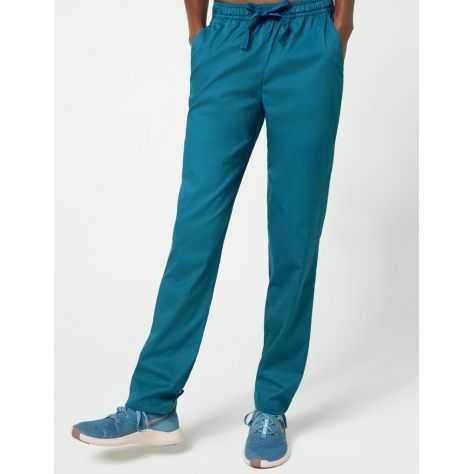 """Pantalon Jaanuu """"Skinny Pant"""" Bleu Caraibe Collection Jolie"""