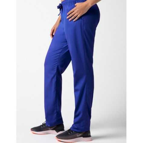 """Pantalon Jaanuu """"Skinny Pant"""" Bleu Galaxy Collection Jolie"""