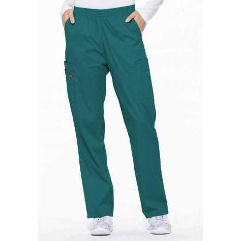 Pantalon Dickies Femme Bleu Lagon 86106