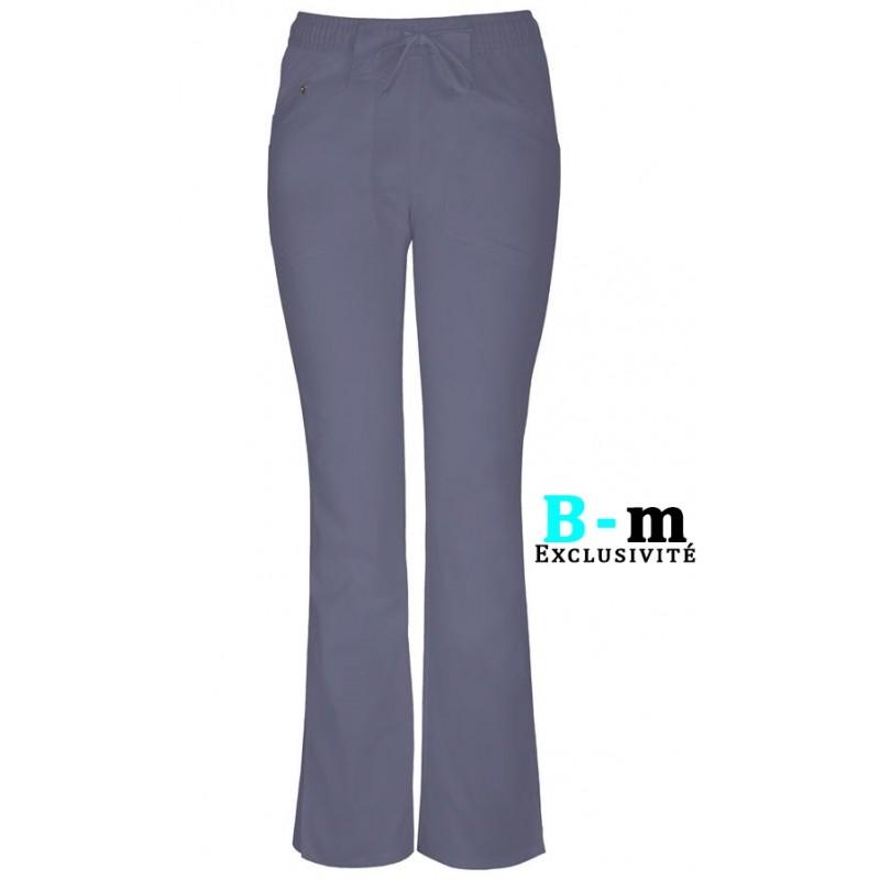 b5be05d45cd5d Pantalon Dickies femme pas cher gris pantalon médical kiné dickies