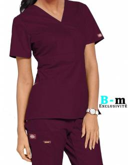 Tunique Dickies Femme Bordeaux 86806