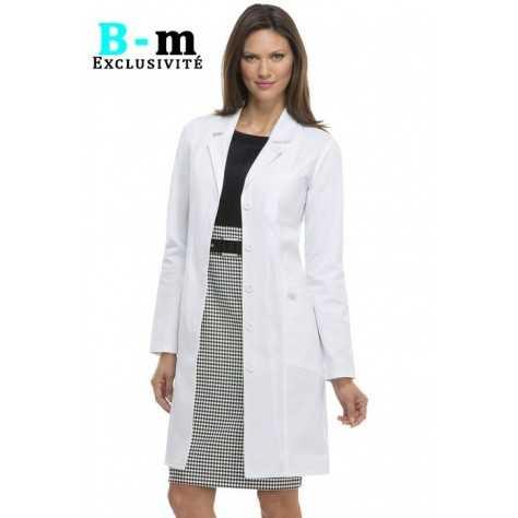 Blouse Medicale Dickies Femme Blanc 82401