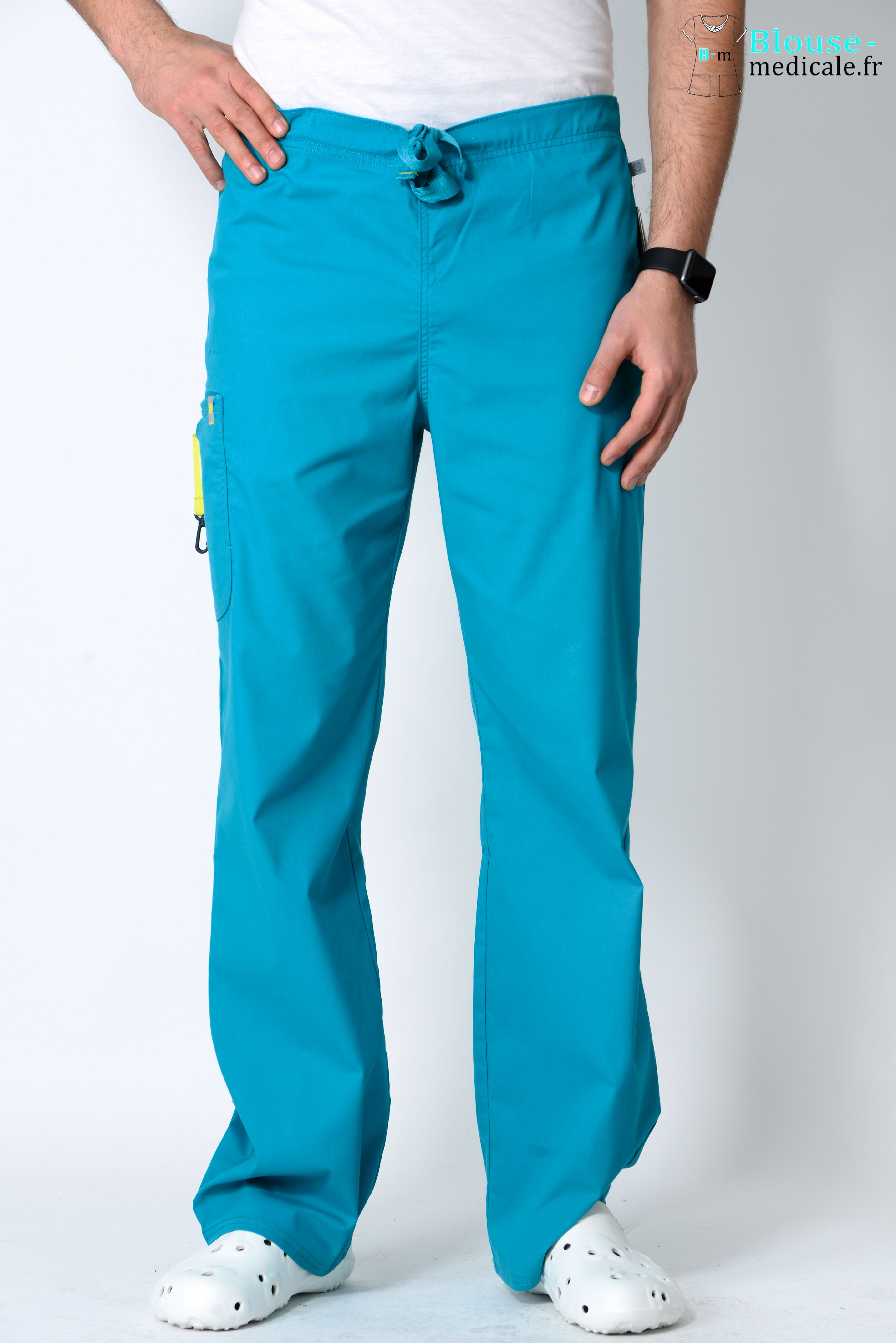 pantalon medical anti taches 16001AB