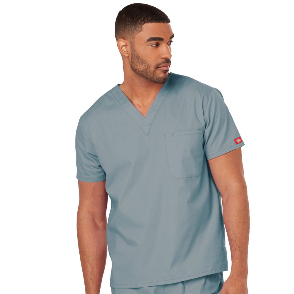 Tunique medicale Dickies 83706 gris