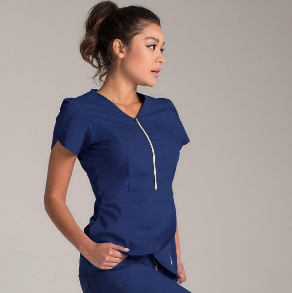 tunique médicale jaanuu mode