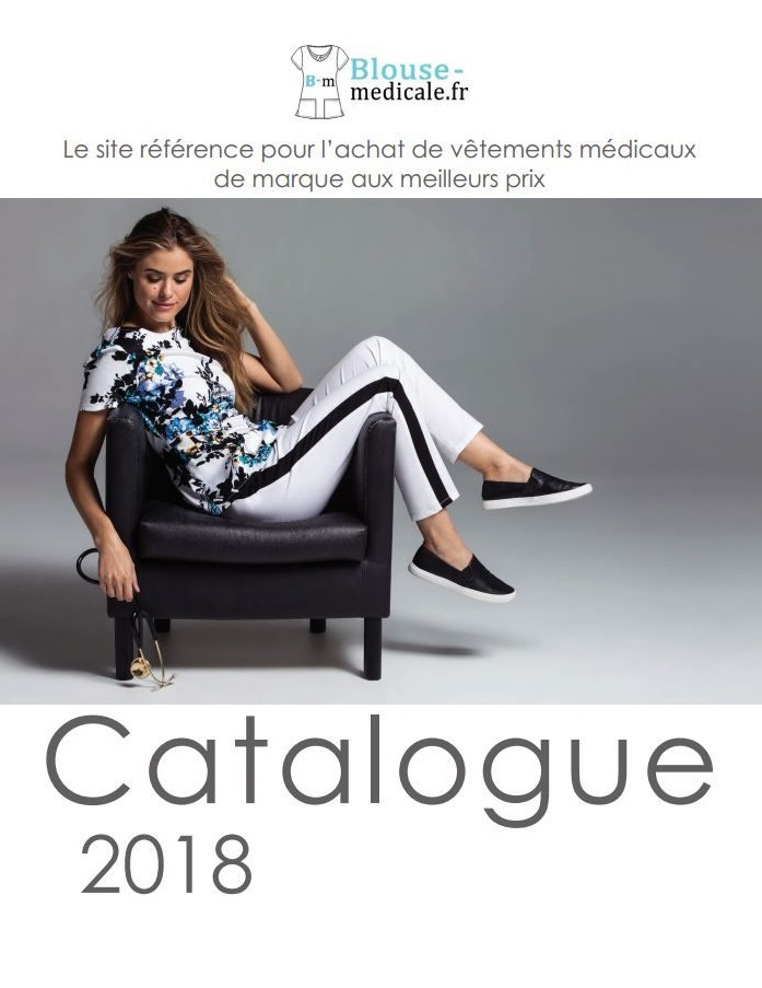 Catalogue Blouse-Medicale 2018