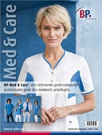 Catalogue BP fabricant vetement professionnel de qualité