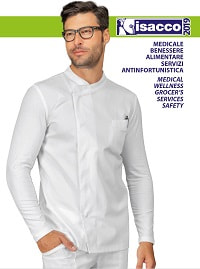 Catalogue ISACCO fabricant tenues professionnelles