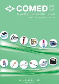 catalogue comed fournitures médicales