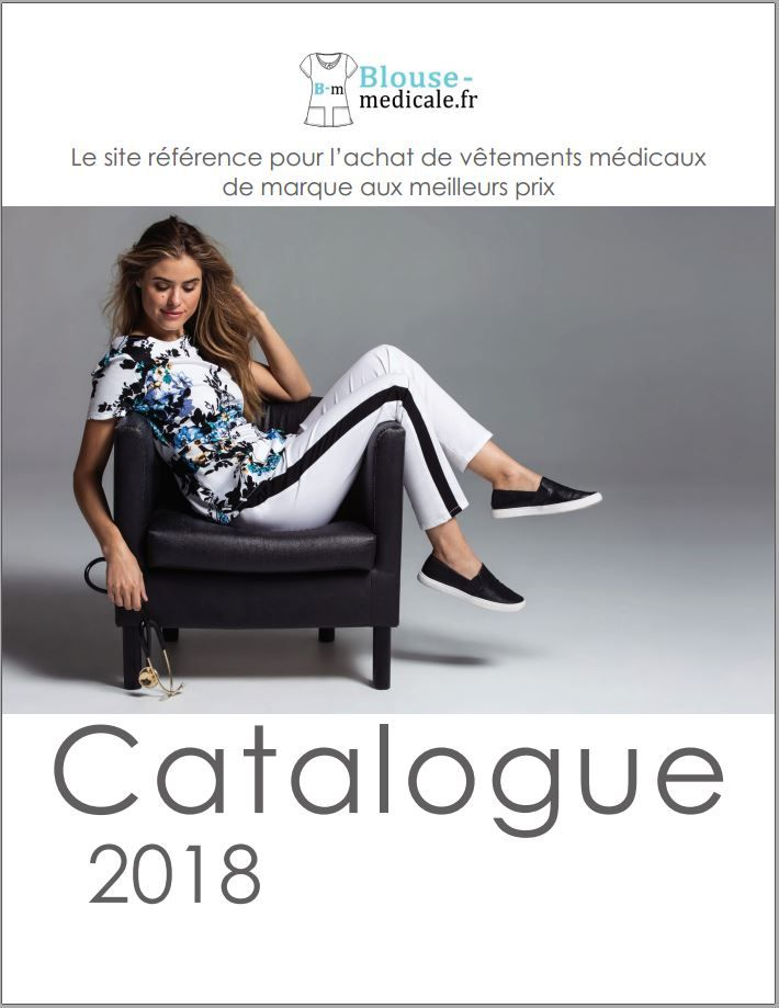 Catalogue 2018 Blouse-Medicale