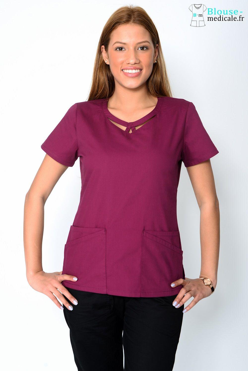 blouse medicale dickies femme 85810 bordeaux
