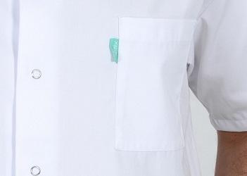 tunique medicale florent poches poitrine